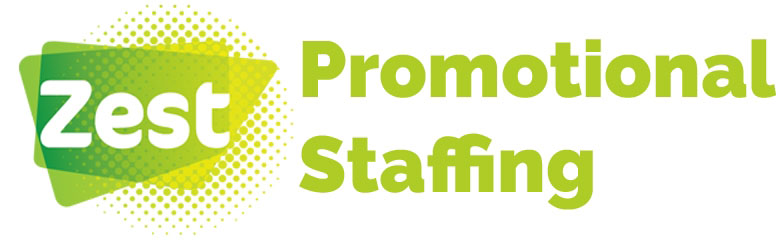 Zest | Promotional Staff across the UK Retina Logo