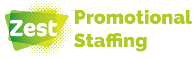 Zest | Promotional Staff across the UK Logo